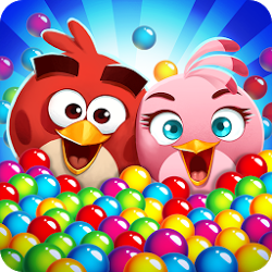Angry Birds POP Bubble Shooter Mod 3.67.0 Apk [Unlimited Money]