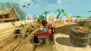 Beach Buggy Racing Mod 1.2.22 Apk [Unlimited Money] 1
