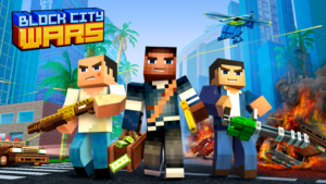 Block City Wars skins export Mod 7.1.4 Apk [Unlimited Money] 1