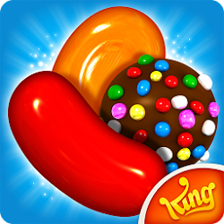 Candy Crush Saga Latest 1.105.2.1 Mod Hack Apk [Unlimited Money]