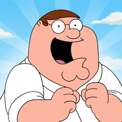 Family Guy The Quest for Stuff Latest 1.50.5 Mod Hack Apk [Unlimited Coins]