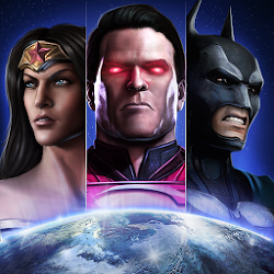 Injustice: Gods Among Us Mod 3.1 Apk [Unlimited Coins]