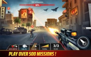 Kill Shot Bravo 3.1.1 Mod Hack Apk [Unlimited Money] 1