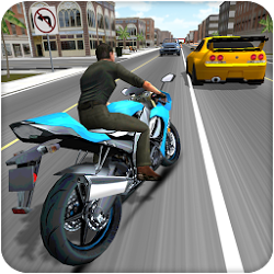 Moto Racer 3D Mod 20170626 Hack Apk [Unlimited Money]