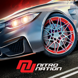 Nitro Nation Drag Racing Mod 6.2 Apk [Unlimited Money]