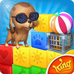 Pet Rescue Saga Latest 1.122.7 Mod Hack Apk [Unlimited Lives]