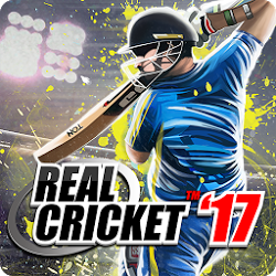 Real Cricket 17 Mod 2.8.0 Apk [Unlimited Coins]