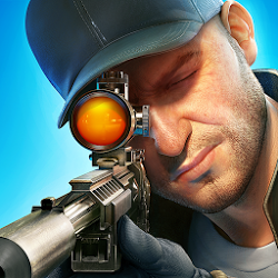 Sniper 3D Assassin Gun Shooter Latest v2.0.2 Mod Hack Apk [Unlimited Gold/Gems]