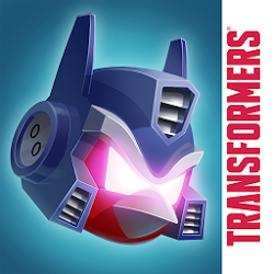 Angry Birds Transformers Mod 1.46.4 Apk [Unlimited Money]
