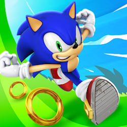 Sonic Dash Latest v3.7.3.Go Mod Hack Apk [Unlimited Money/Unlocked]