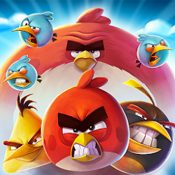 Angry Birds 2 Latest 2.14.0 Mod Hack Apk [Unlimited Money]