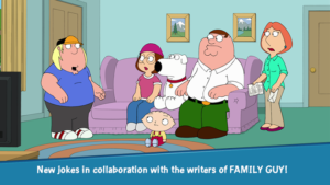Family Guy The Quest for Stuff Mod 1.91.0 Apk [Free Shopping] 1