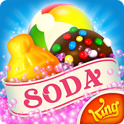 Candy Crush Soda Saga Mod 1.152.12 Apk [Unlimited Lives]