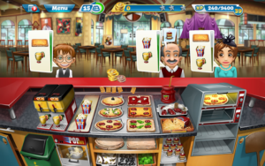 Cooking Fever Mod 9.0.1 Apk [Unlimited Coins/Gems] 1