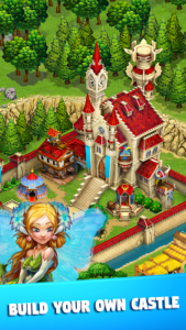 Fairy Kingdom: World of Magic Mod 2.5.4 Apk [Unlimited Money] 1