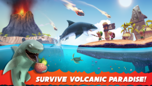 Hungry Shark Evolution Mod 7.7.0 Apk [Unlimited Coins/Gems] 1