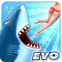 Hungry Shark Evolution Mod 7.0.0 Apk [Unlimited Coins/Gems]
