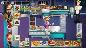 RESTAURANT DASH GORDON RAMSAY Mod 2.7.3 Apk [Unlimited Coins] 1