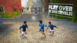SkillTwins Football Game 2 Mod 1.1 Apk [Unlimited Money] 1