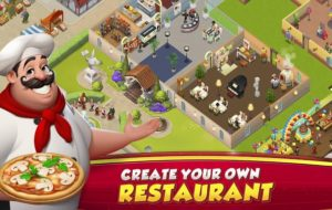 World Chef Mod 2.5.2 Apk [Instant Cooking] 1
