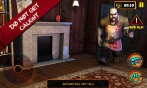 Scary Butcher 3D Mod 1.1 Apk [Unlimited Money] 1