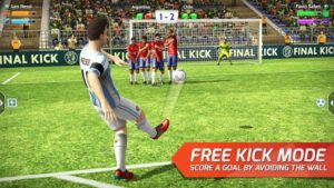 Final kick: Online football Mod 9.0.15 Apk [Unlimited Money] 1