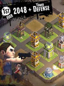 DEAD 2048 Puzzle Tower Defense 1.3.1 Mod Apk [Infinite Money] 1