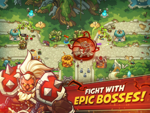 Empire Warriors TD Premium Mod 2.4.3 Apk [Unlimited Money] 1