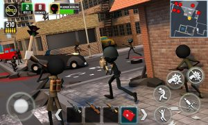 Stickman Royale : World War Battle Mod 1.4 Apk [Unlimited Money] 1