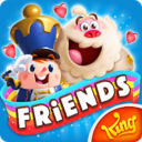 Candy Crush Friends Saga Mod 1.25.6 Apk [Unlimited Coins]