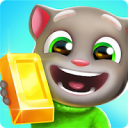 Talking Tom Gold Run Mod 3.9.0.425 Apk [Unlimited Money]