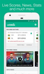 Cricbuzz – Live Cricket Scores & News Mod 4.5.023 Apk [Ad Free/Unlocked] 1