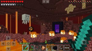 Minecraft Mod 1.16.200.52 Premium Apk [Immortality/Unlocked All] 2