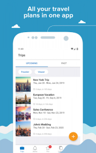 TripIt: Travel Planner Mod 1.3.2 Apk [Unlocked] 1