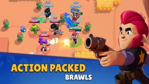 Brawl Stars Mod 25.96 Apk [Unlimited Money] 1