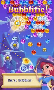Bubble Witch 2 Saga Mod 1.125.1 Apk [Unlimited Lives/Moves/Boosters] 1