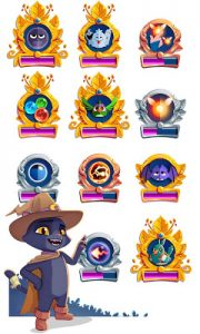 Bubble Witch 3 Saga Mod 6.4.4 Apk [Unlimited Lives] 2