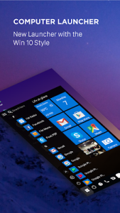 Computer launcher PRO 2019 for Win 10 themes Mod 7.1 Apk [Unlocked] 1