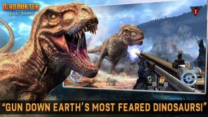 DINO HUNTER: DEADLY SHORES Mod 3.5.9 Apk [Unlimited Money/Weapons] 2