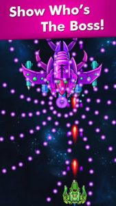 Galaxy Attack: Alien Shooter Mod 32.7 Apk [Free Shopping] 2