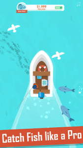 Hooked Inc: Fisher Tycoon Mod 2.12.1 Apk [Unlimited Money] 2