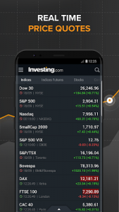 Investing.com: Stocks, Finance, Markets & News Mod 5.2 Apk [Unlocked] 1