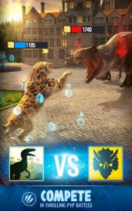 Jurassic World Alive Mod 2.6.30 Apk [Unlimited Energy/Battery] 2