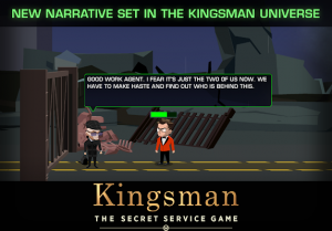 Kingsman – The Secret Service Mod 1.0 Apk [Unlimited Energy/Lives] 1