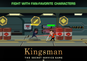 Kingsman – The Secret Service Mod 1.0 Apk [Unlimited Energy/Lives] 2