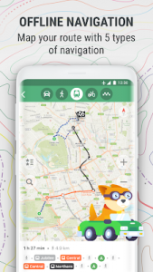 MAPS.ME – Offline Map and Travel Navigation Mod 9.1.4 Apk [Unlocked] 1