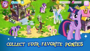 MY LITTLE PONY: Magic Princess Mod 5.2.2a Apk [Free Shopping] 2