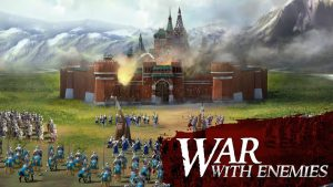 March of Empires: War of Lords Mod 4.0.1b Apk [Unlimited Money] 1