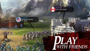March of Empires: War of Lords Mod 4.0.1b Apk [Unlimited Money] 2