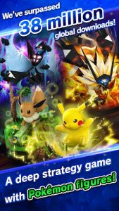 Pokémon Duel Mod 7.0.16 Apk [Win all the tackles & More] 1